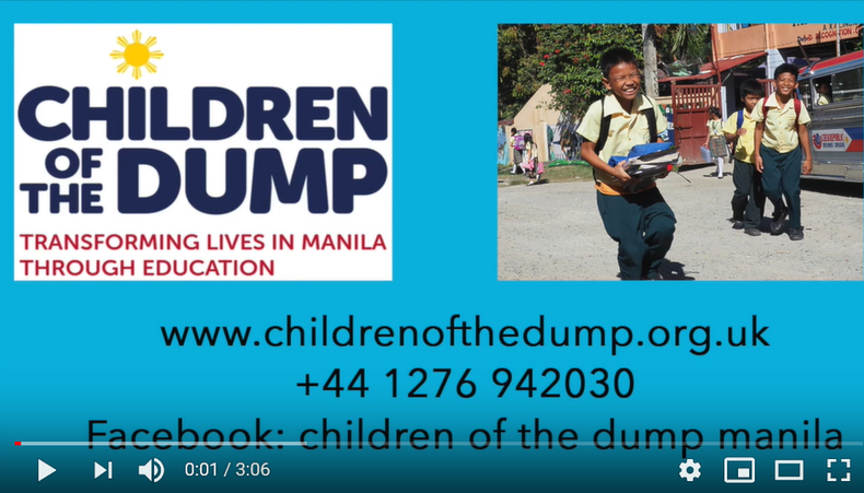New video released for Children of the Dump.