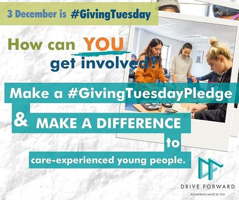 Next Week: Giving Tuesday