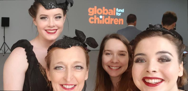 Global Fund for Children Hosts Fundraising Event at the Saatchi Gallery