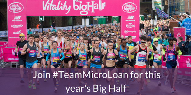 Join us for the Big Half