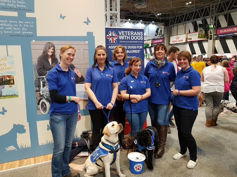 Channel 4 film highlights VWD on Crufts