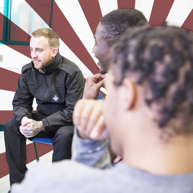 Life coaching: a prison officer's perspective