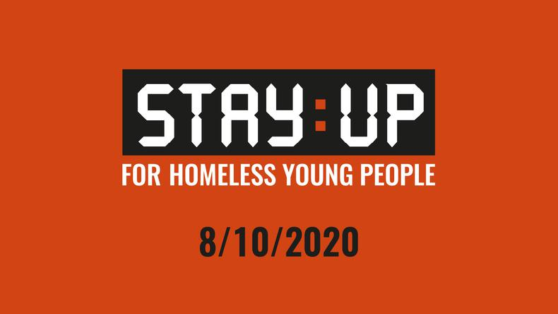 STAY:UP for homeless young people!
