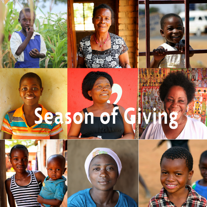Give your employees the gift of changing a life this Christmas