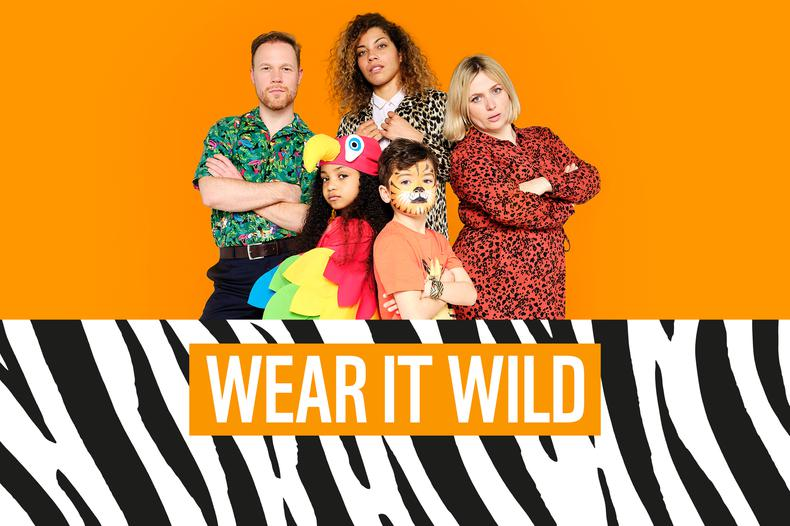 Wear it Wild is back... and it's FIERCE!