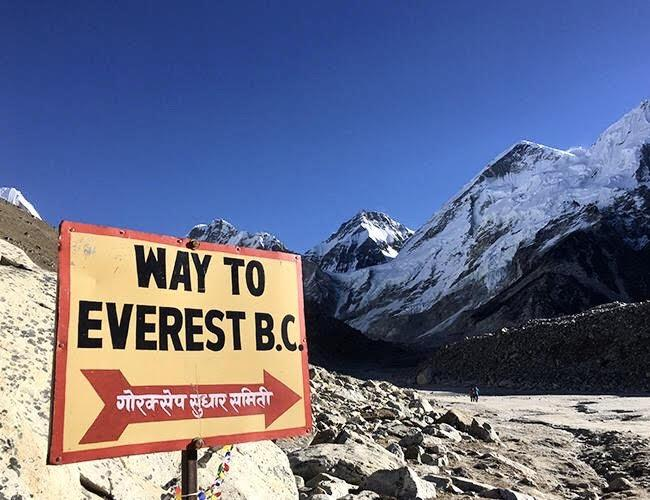 Corona Crisis - Susan's June Everest Challenge  helps save lives in Nepal