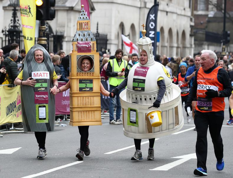 Take on London's grand, hidden and quirky Half Marathon