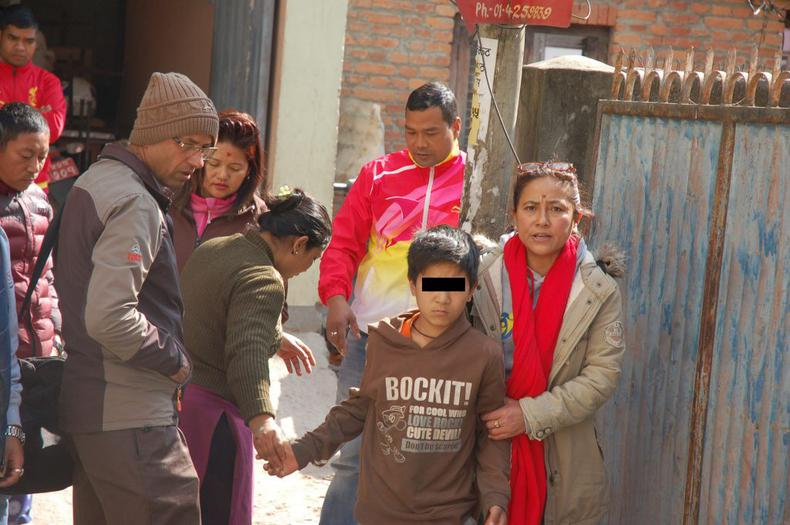 Eight Children Rescued in January