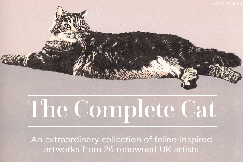 Major feline art exhibition in support of International Cat Care's 60th anniversary