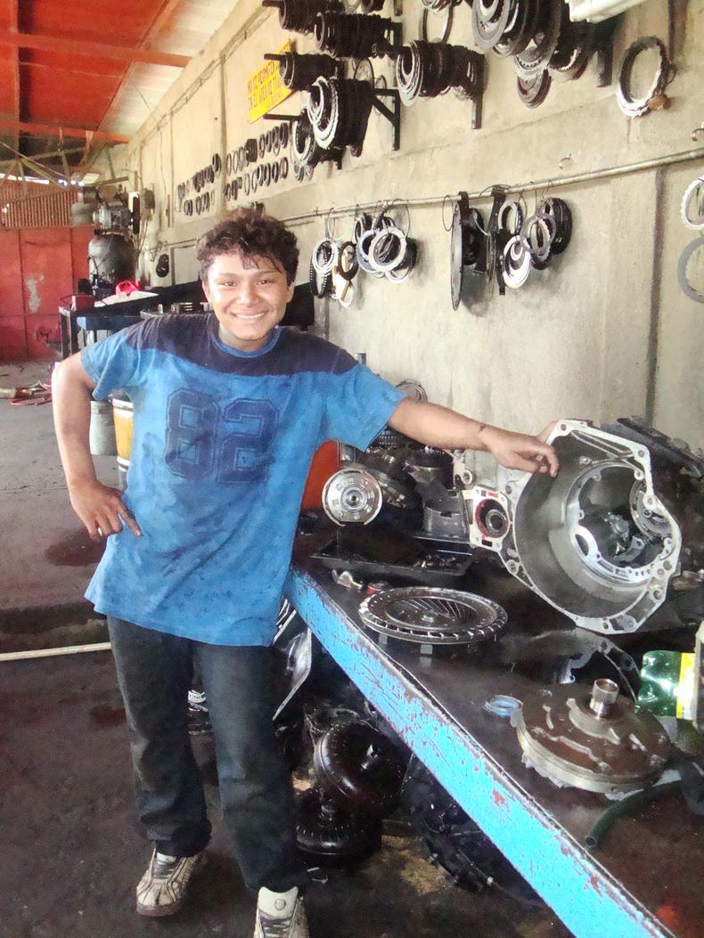 Funding needed for our vocational course for street children in Nicaragua