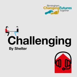 Challenging: Shelter Podcast
