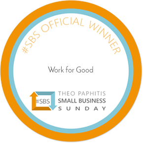 Small Business Sunday award