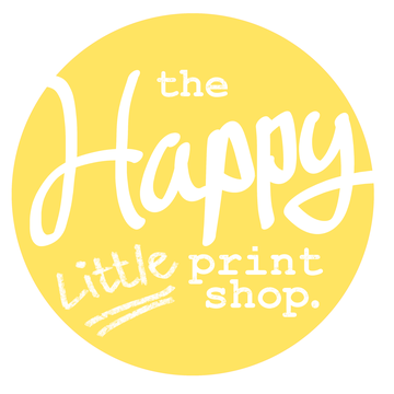 The Happy Little Print Shop