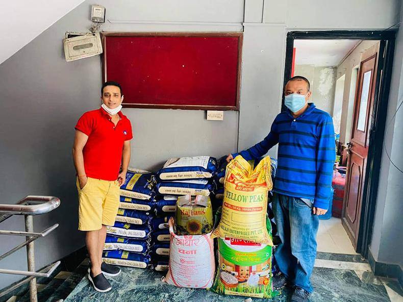 Food for Covid Hospital Patients, Doctors and Nurses