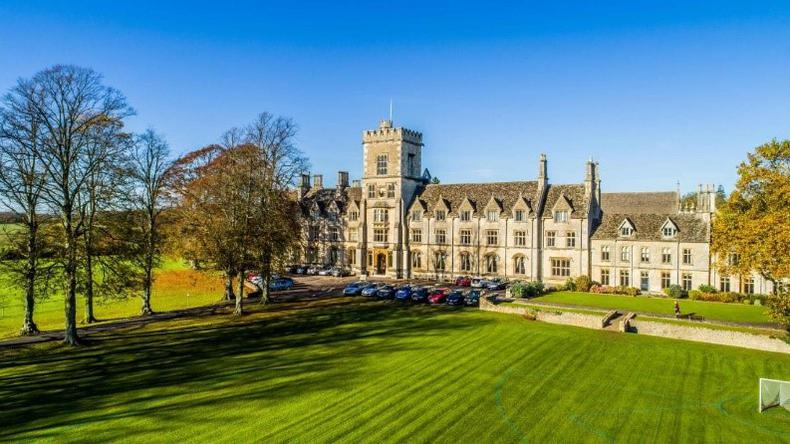 POP supports Royal Agricultural University of Cirencester Graduate