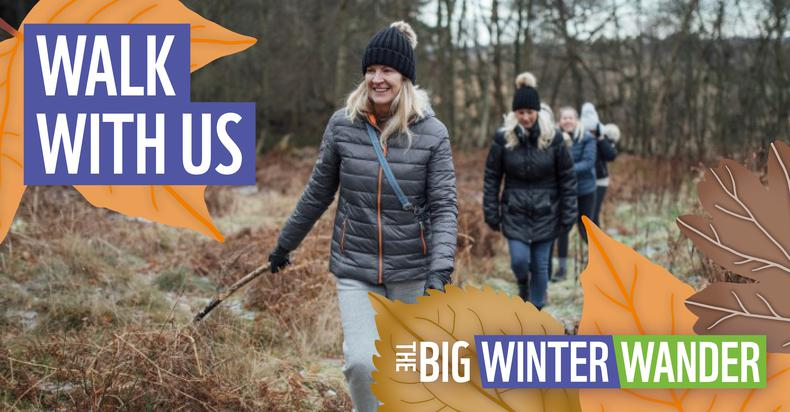 Join The Big Winter Wander