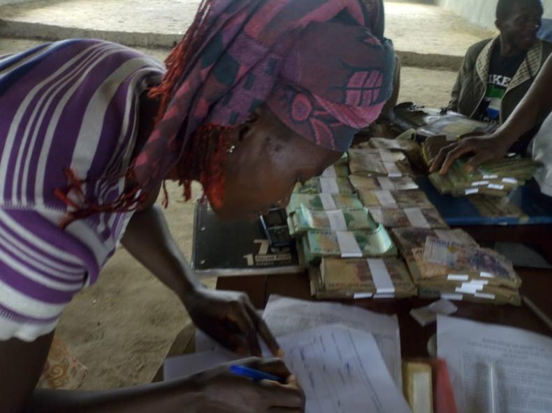 From a small business loan to a happier future – how communities in Sierra Leone are overcoming COVID-19 challenges