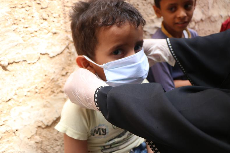 New Report by DEC says the coronavirus pandemic is pushing people in fragile states towards catastrophe