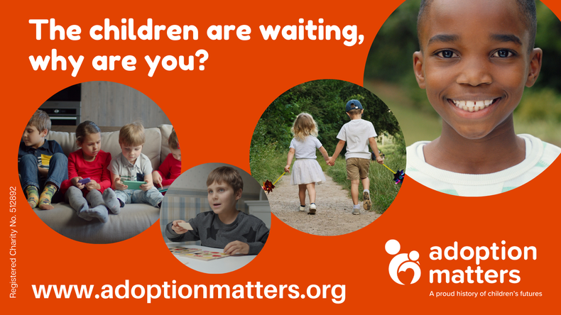 Children are waiting, why are you?