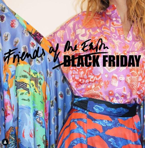 Colourful Friday - not Black Friday
