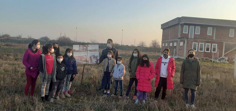Our latest newsletter - getting ready to build our own community centre