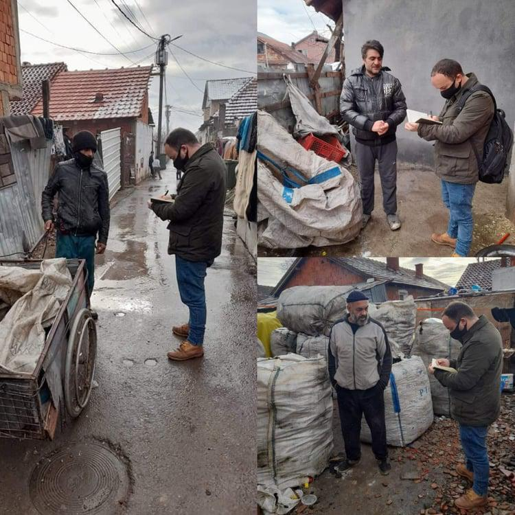 Our new project supporting Kosovo's returnee recyclers: transforming their lives, as they transform the local environment.