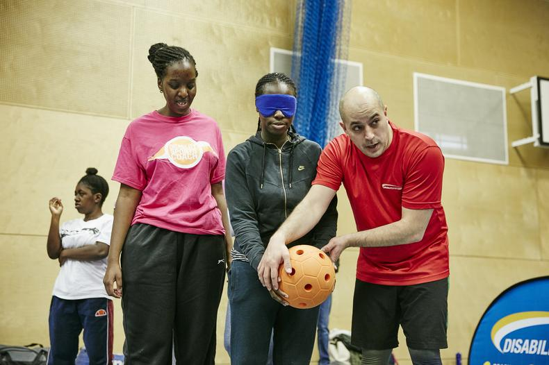 Help us reopen our sports clubs for disabled people