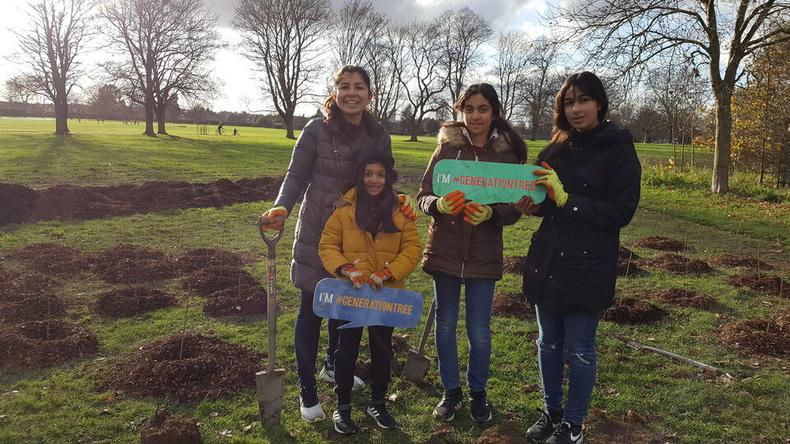 WHAT WE GOT UP TO IN NATIONAL TREE WEEK 2020
