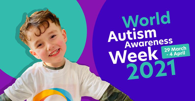 Save the Date: World Autism Awareness Week 29 March - 4 April 2021