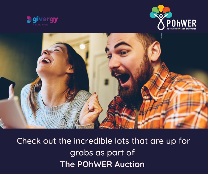 The POhWER Auction