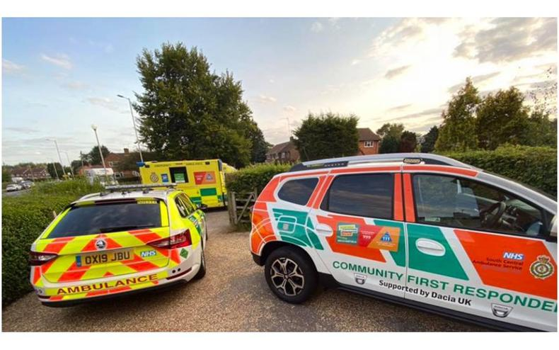 Community First Responders- The Volunteer Heroes on Your Street