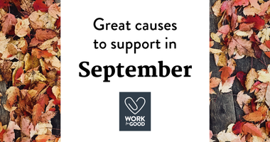 5 causes your business could support this September
