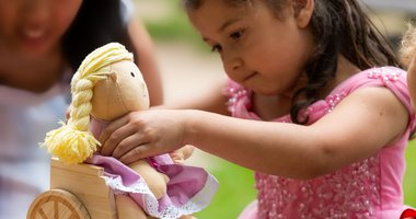 Disability and diversity—meet the dolls with a difference