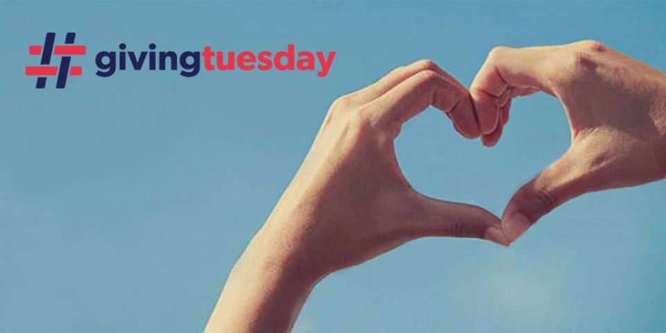 Giving isn't just for Giving Tuesday