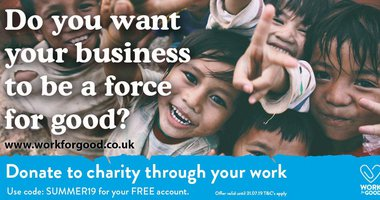 Work for Good launches free accounts