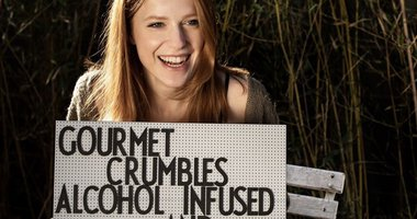 How the humble crumble is helping to tackle climate change