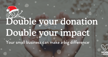 Small businesses double their donations this Christmas