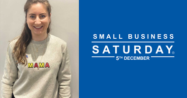 Small Business Saturday and Noah and Milo