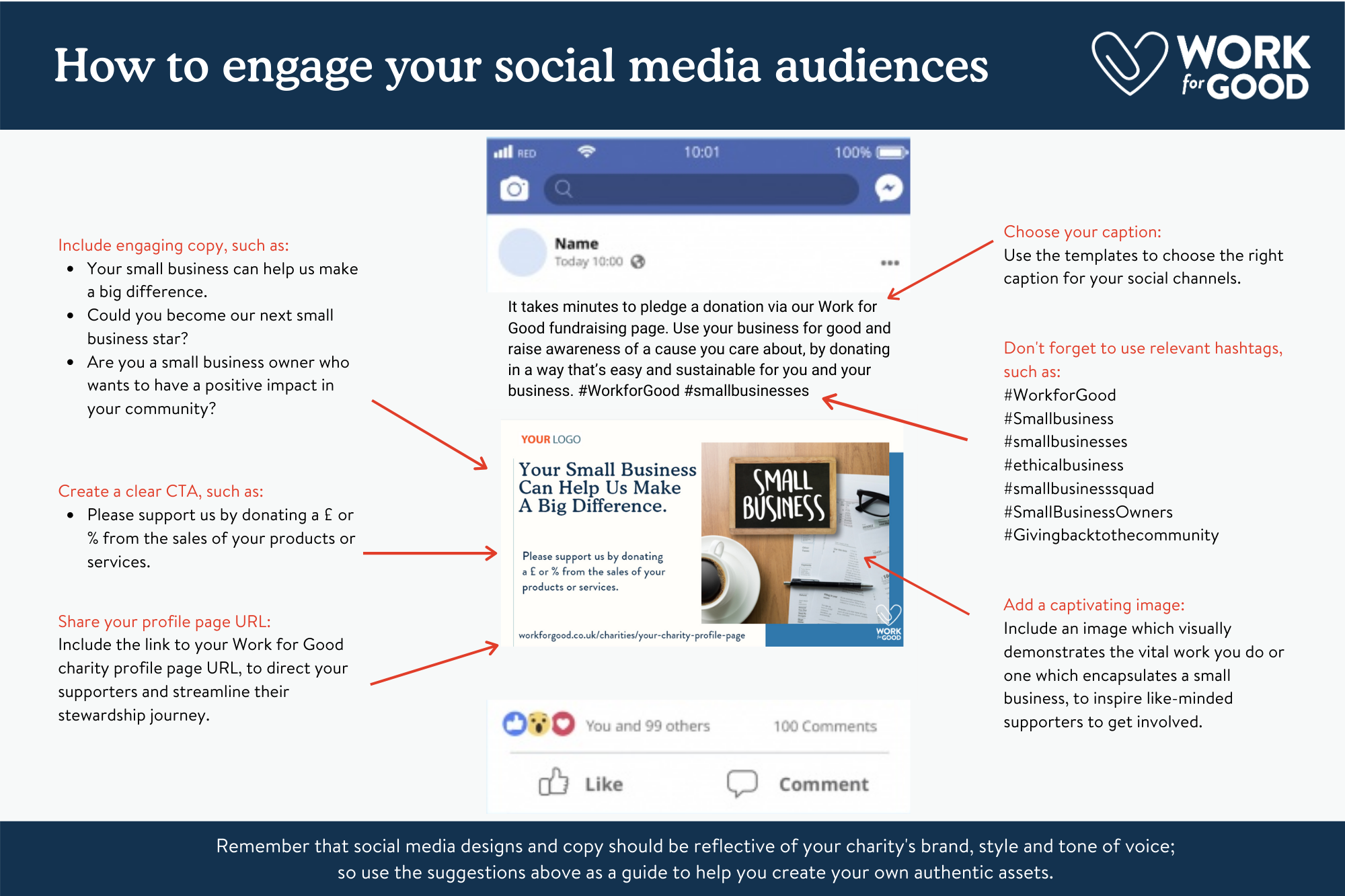 How to engage your social media audiences